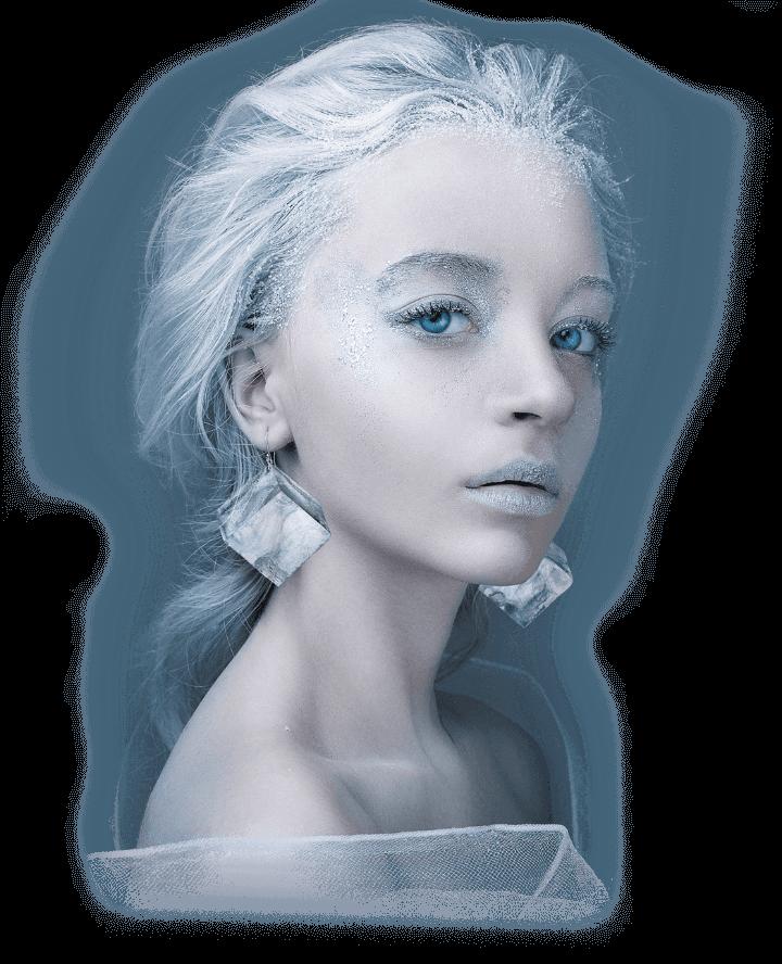 ICETOP girl